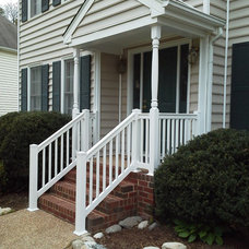 Traditional Exterior by The Remodeling Company LLC