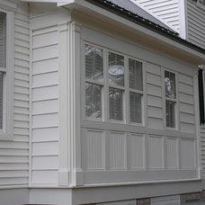 Exterior by Clark's Precision Siding Inc.
