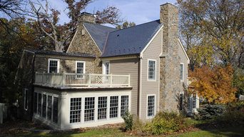 Virginia Country Home Addition