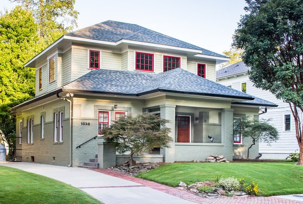 Craftsman Exterior by Alair Homes Decatur