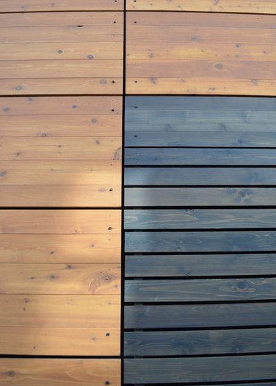 Modern Exterior by Beckett Custom Homes