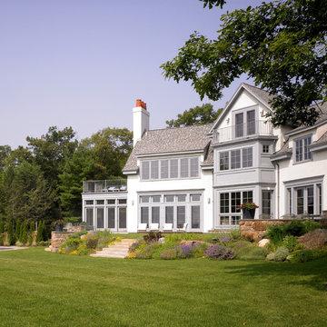 Voysey Inspired Seaside Home