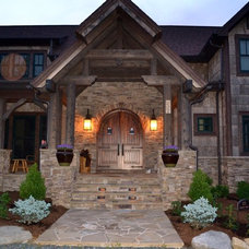 Traditional Exterior by VPC Builders, LLC