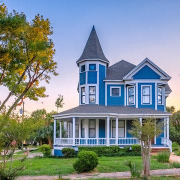 W. J. FORBES HOUSE c.1900   N SPRING ST [reno].