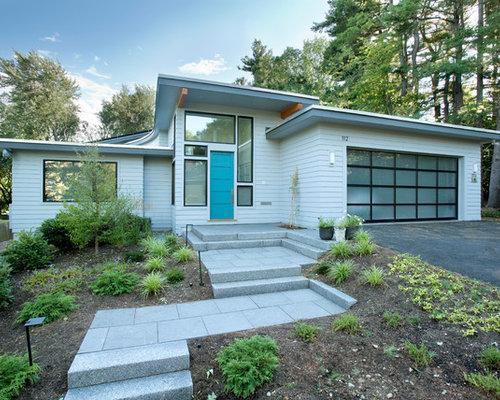 Midcentury Modern Exterior Home Ideas Amp Design Photos Houzz