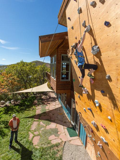 Rock Climbing Wall Design IdeasRemodel PicturesHouzz