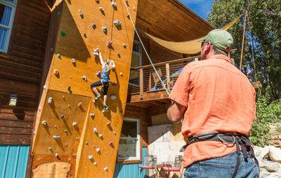 Get a Grip on Climbing Walls