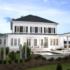 traditional exterior by Jamison Howard