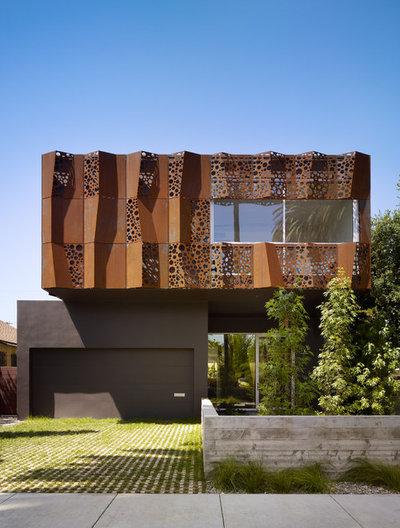 Contemporary Exterior by Modal Design