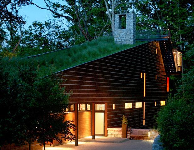 Modern Häuser by John Senhauser Architects