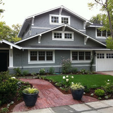Traditional Exterior by Supple Homes, Inc