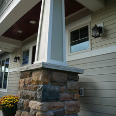 Craftsman Exterior by Krumwiede Roofing & Exteriors