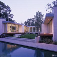 Modern Exterior by Marmol Radziner