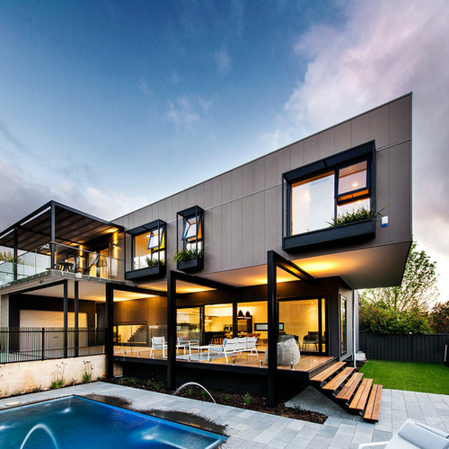 Modern Industrial Houzz