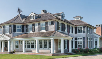 Warm Welcome - Shingle Exterior & Landscape - Cape Cod, MA Custom Home