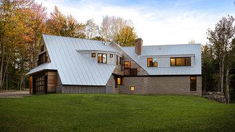 Warren, VT Contemporary New Home Construction
