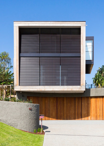 Modern Exterior by Ergo Architecture + Interiors