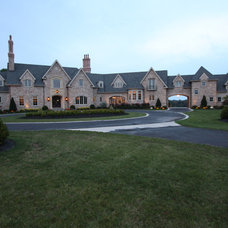 Traditional Exterior by Mack And Roedel Construction Co.