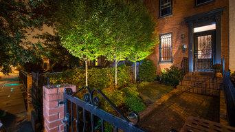Washington DC Row Homes