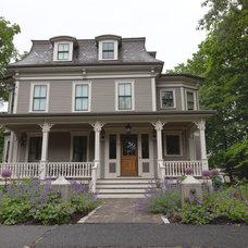 Traditional Exterior by Matthew Cunningham Landscape Design LLC