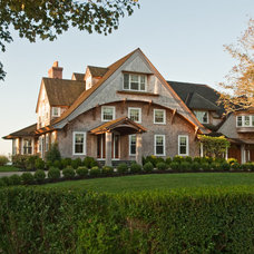 Traditional Exterior by Michael McKinley and Associates, LLC