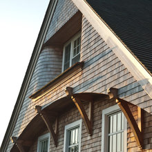 Curved Shingle Features
