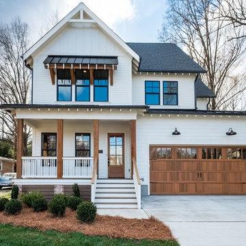Water Oak Build