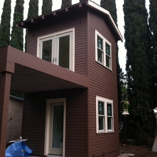 Water Tower Conversion to Living Space
