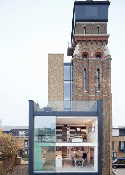 Contemporary Exterior by LeichtUSA