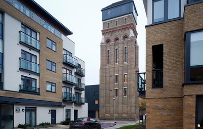 Houzz Tour: Towering Above London in a 7-Story Home