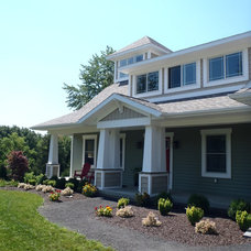Craftsman Exterior by On-Point Building Design, LLC.