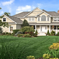 Traditional Exterior by James Traynor Custom Homes