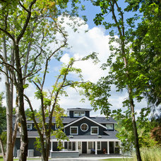 Traditional Exterior by jodi foster design + planning