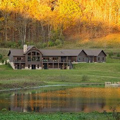 Waters Edge II By Wisconsin Log Homes