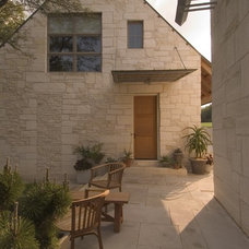 Contemporary Exterior by Mell Lawrence Architects