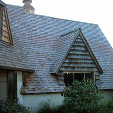 Traditional Exterior by Wedge Roofing