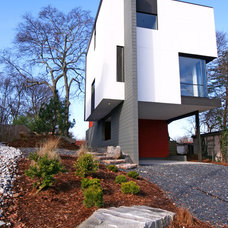 Contemporary Exterior by Push / Pull