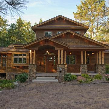 Webb Lake Home