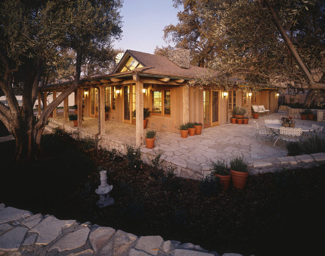 Traditional Exterior by ON Design Architects
