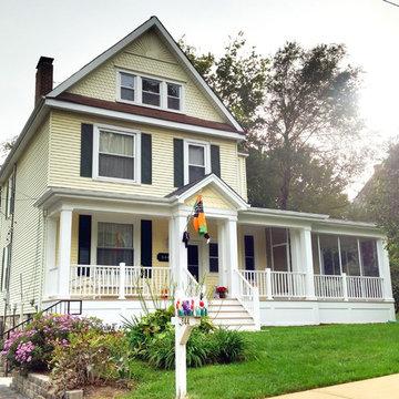 Webster Groves - Traditional Addition & Remodel