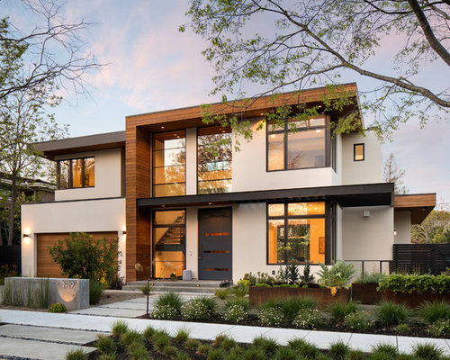 Exterior House Color Combinations | Houzz