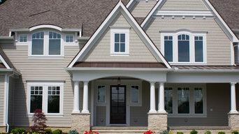 Wedgewood Shingle Style Home