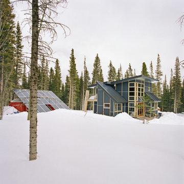 Wee Ski Chalet