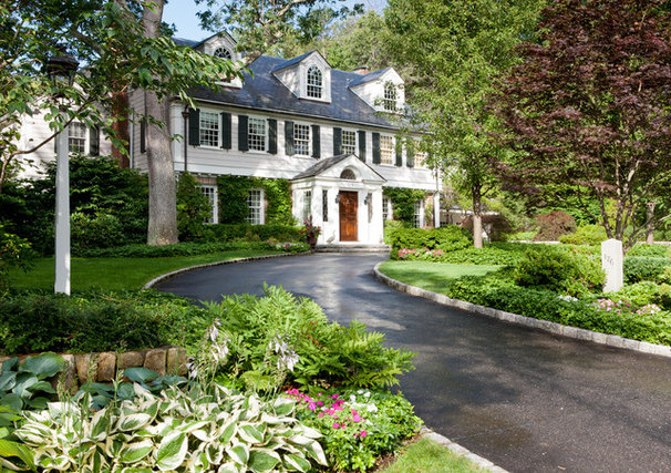 Traditional Exterior by Sudbury Design Group