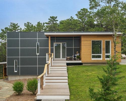Contemporary Exterior Home Ideas & Design Photos | Houzz