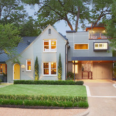 Exterior by Texas Construction Company