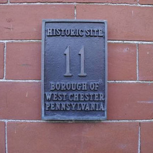 West Chester Exterior Historic Restoration