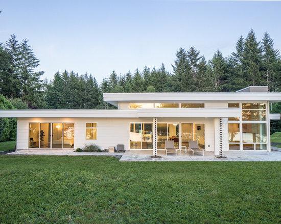 Modern Exterior Home Design Ideas, Remodels U0026 Photos