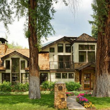 West End Aspen Home