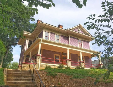 West End Victorian Queen Anne - Whole House Renovation